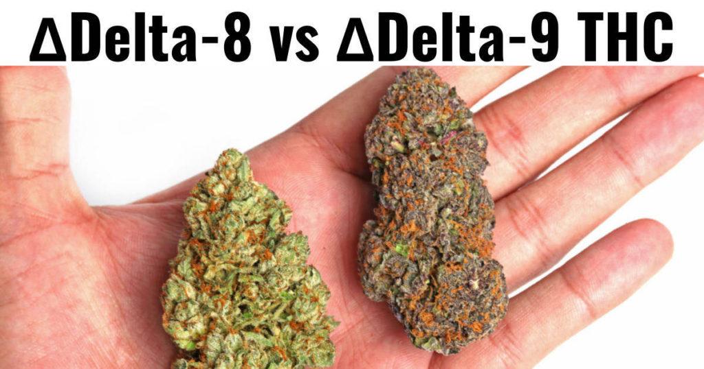 Delta-8 THC vs Delta-9